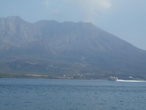 水中翼船 与次郎 鹿児島湾