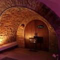淡島遊歩トンネル内の扉
