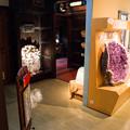 奇石博物館 宝石の部屋