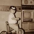 Photos: 懐かしのテレビとラジオ