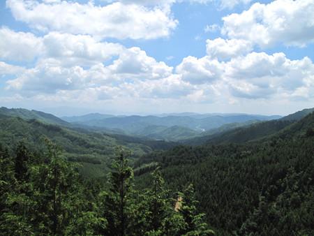 IMG_8159 売木からの景観