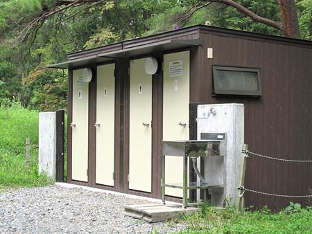 IMG_8309 バイオトイレ、キレイです