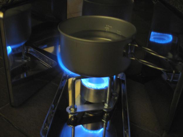写真: IMG_8608 湯沸し実験