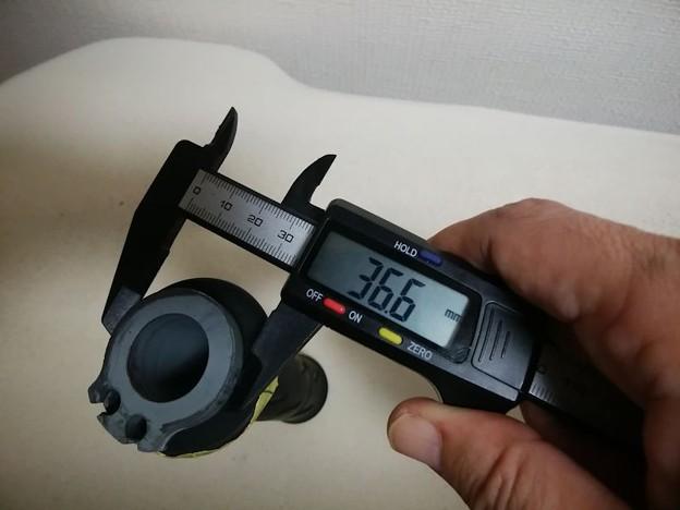 写真: ノーマル 巻取り径Φ36.6mm