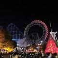 写真: 東京ドームCITYのイルミとliveの余韻