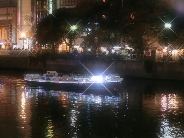 中州・観光船の輝き~☆