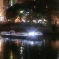 写真: 中州・観光船の輝き~☆