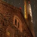 写真: 明治の夢・127年目の冬
