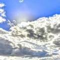 Photos: Blue Snow&Blue Sky