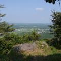 写真: 諸正岳山頂