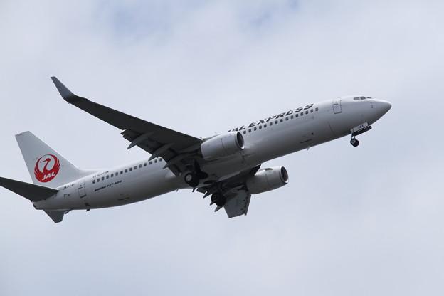 JAL Express Boeing 737-846(JA344J)
