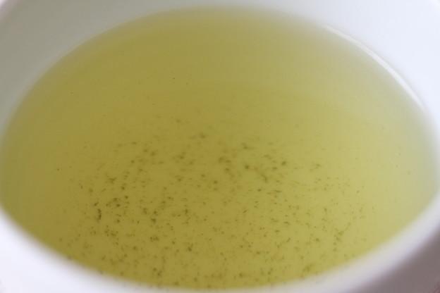 サントリー 京都 福寿園 伊右衛門 煎茶、抹茶 三煎目