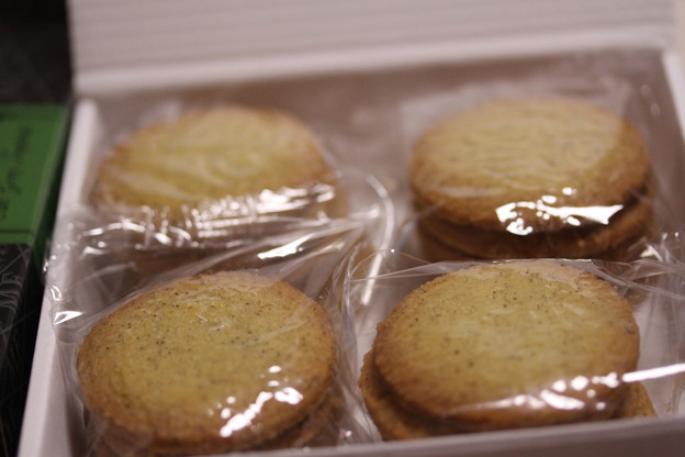 MARIAGE FRERES SABLES AU THE Earl Grey Imperial 中身
