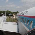 日本航空機製造 YS-11(JA8611) 航空科学博物館所蔵試作1号機 -2-