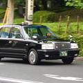写真: タクシーにも「999(スリーナイン)」!?
