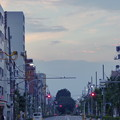 写真: 静寂なるひととき…本郷通り