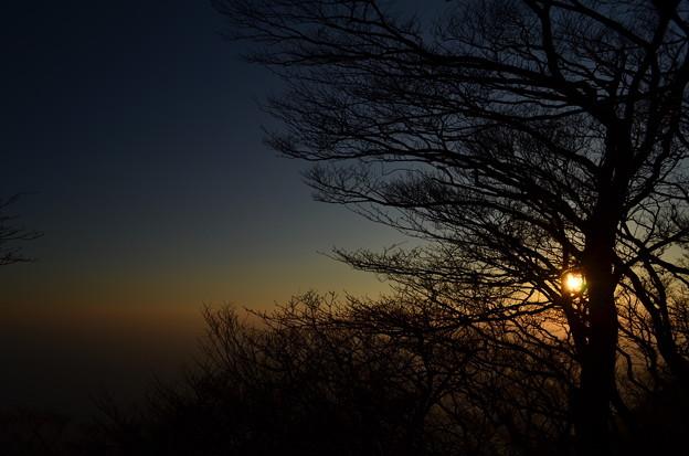 Photos: 日没