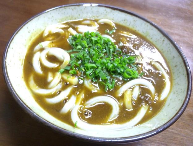 写真: 20121203「カレーうどん」500円