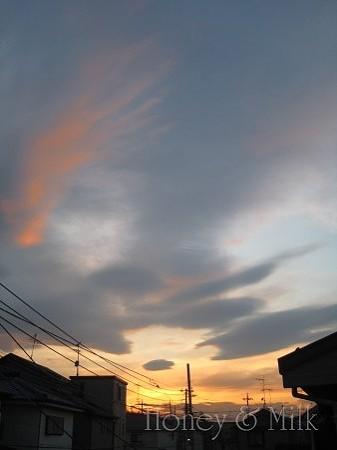 夕焼け IMG_8716