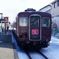 SL冬の湿原号 客車