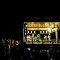 写真: 蔵王堂八朔祭 久世六斎念仏「獅子と土蜘蛛」 21:07;10