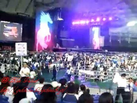 2006-09-21マドンナ・コンフェッションズ・ツアー@東京ドーム