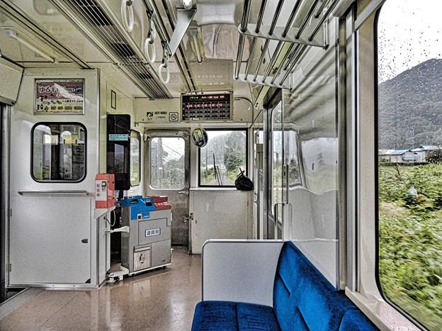 Photos: 会津鉄道の車窓から