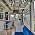 会津鉄道の車窓から