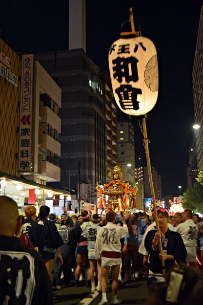 八王子祭り(3)