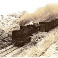 Photos: SL混合列車