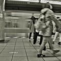Photos: 師走の歩廊