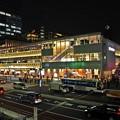 JR新宿新南口