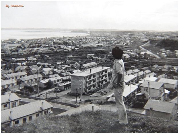 写真: 青春時代の撮り鉄
