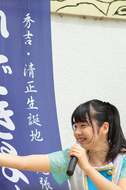 早見紗英 太閤まつり delaLIVE(2015, 5/16)_11