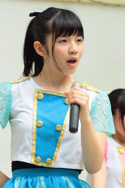 早見紗英 太閤まつり delaLIVE(2015, 5/16)_06