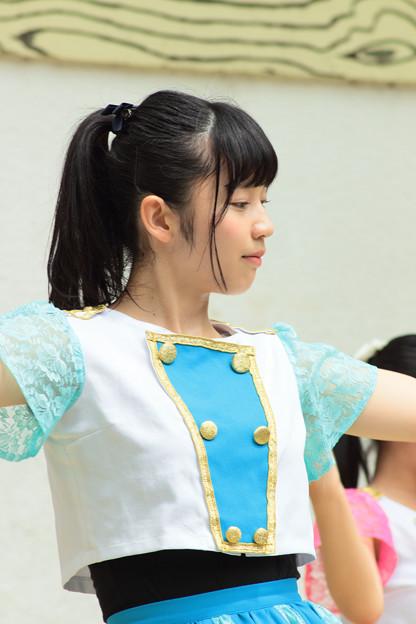 早見紗英 太閤まつり delaLIVE(2015, 5/16)_05