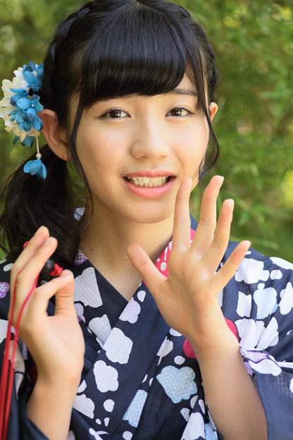 エモーション撮影会dela浴衣(2015, 7/25)_10