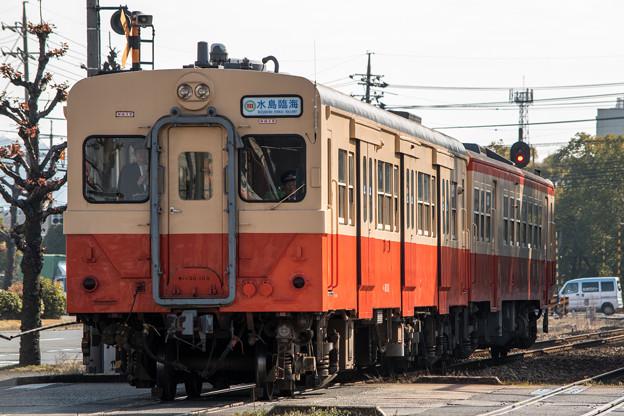 キハ30 100 普通三菱自工前 DSC_0119