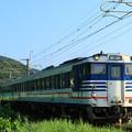 Photos: キハ47@間島-越後早川