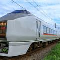 Photos: 651系 特急「草津」@金島1