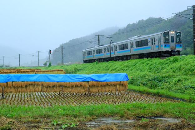 E127系@聖高原