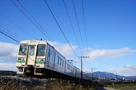 107系@渋川~八木原