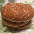 写真: マクドナルドのグランドビッグマック