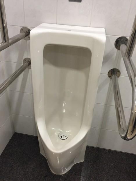 広島駅前福屋のトイレ