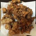 Photos: 母さんが作った鶏のから揚げ