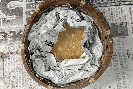 お手製の巣(2)