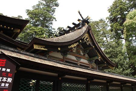 香取神宮・本殿