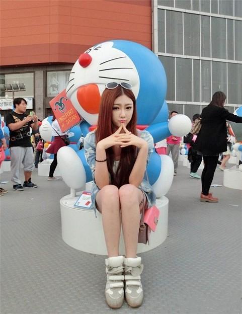 QQの天使たちVOL8 劉小姐の場合は??(笑) (3)