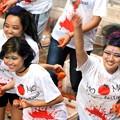 Photos: やっぱりパクリだよな、このトマト祭り(笑)by瀋陽 (6)