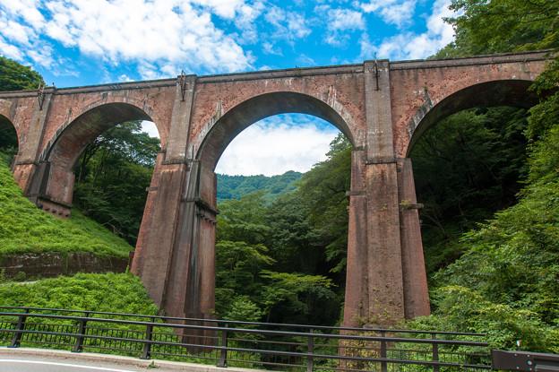 【めがね橋】2